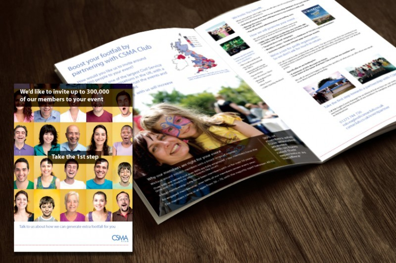 partner communications brochure